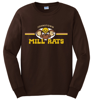 Picture of Brown Long Sleeve T-Shirt
