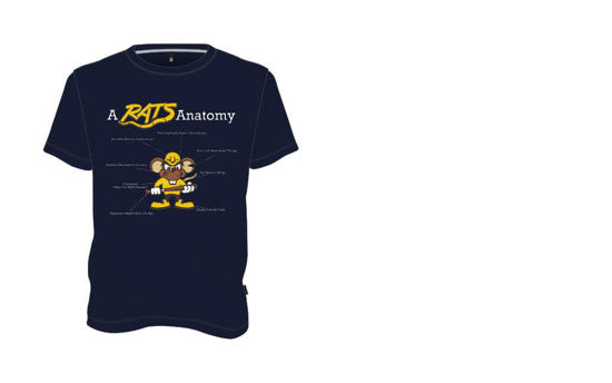 Picture of Youth Rat's Anatomy T-Shirt
