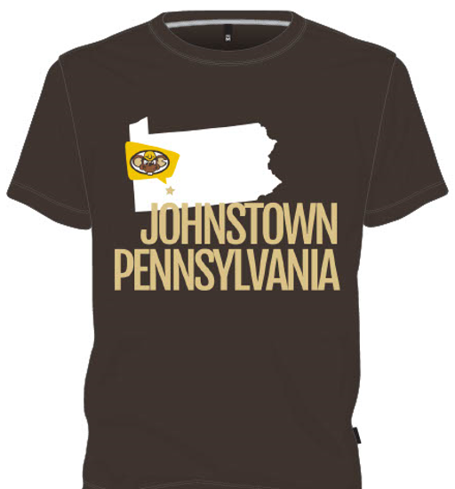 Picture of Johnstown Pennsylvania T-Shirt