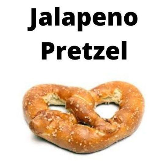 Picture of Jalapeno Pretzel