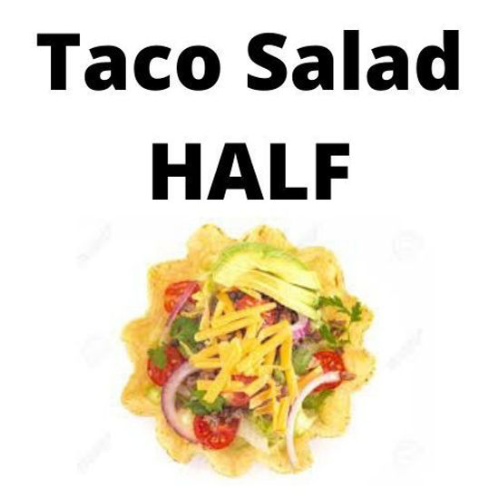 Picture of Taco Salad - Half